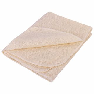 LYUBASHA / Cloth for cleaning the floor 50x70 cm, two-layer, layer 120 g / m2, NETKOL 100% cotton