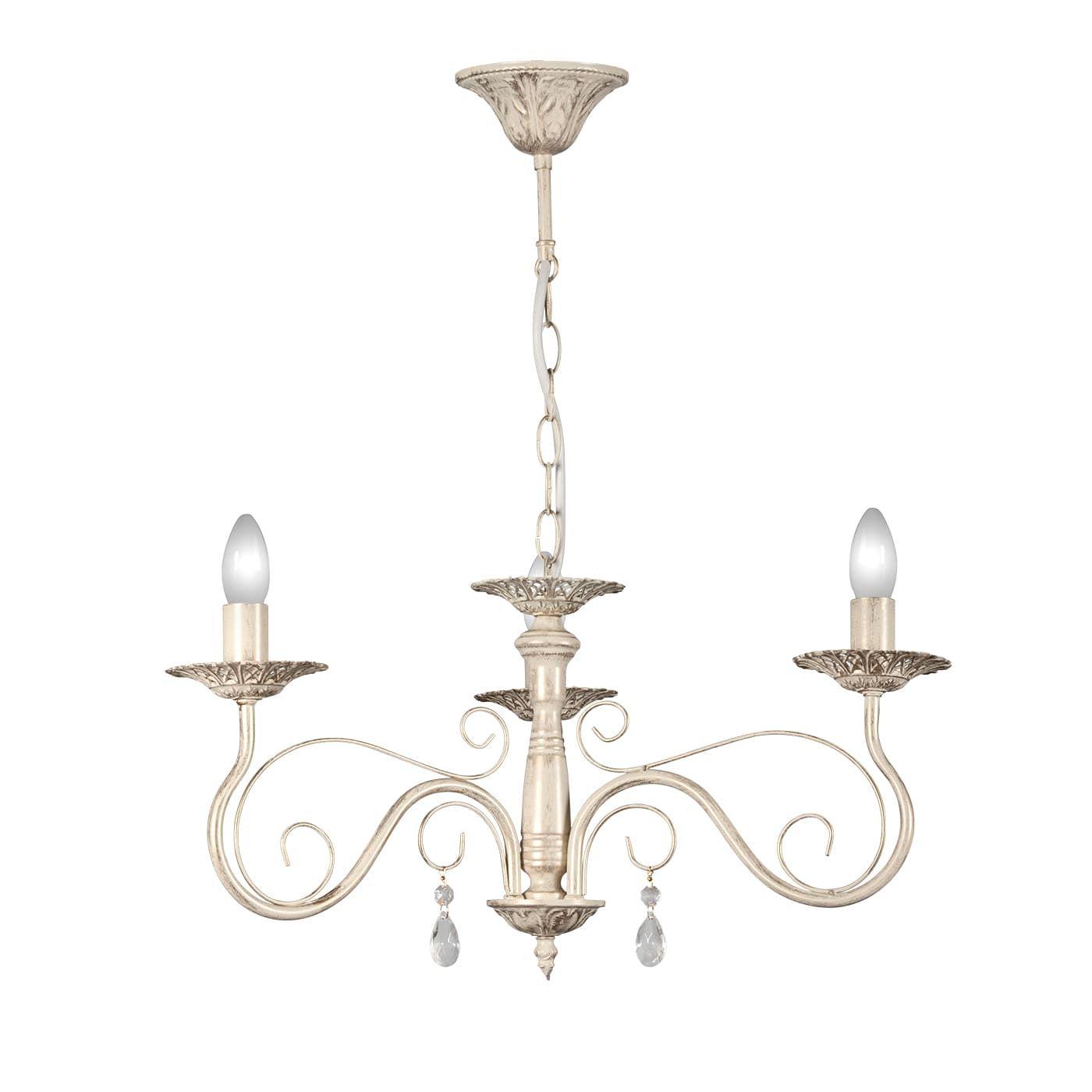 PETRASVET / Pendant chandelier S1020-3, 3xE14 max. 60W