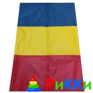 Game touch mat 6 pockets with fillings