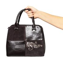Bag from eco-leather 'Cleome'