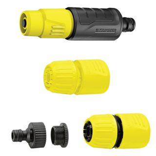 KARCHER watering nozzle (KERCHER), pressure adjustment, plastic, accessories included