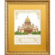 """Panel """"St. Isaac's Cathedral"""""""