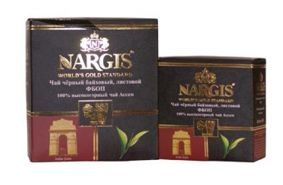 "Tea ""Nargis"" black alpine leaf - India, 100 and 250 gr."