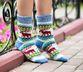 Bright Children's Wool Socks - view 31