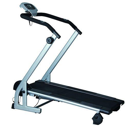 MB Barbell / Brumer Unit M81G magnetic treadmill