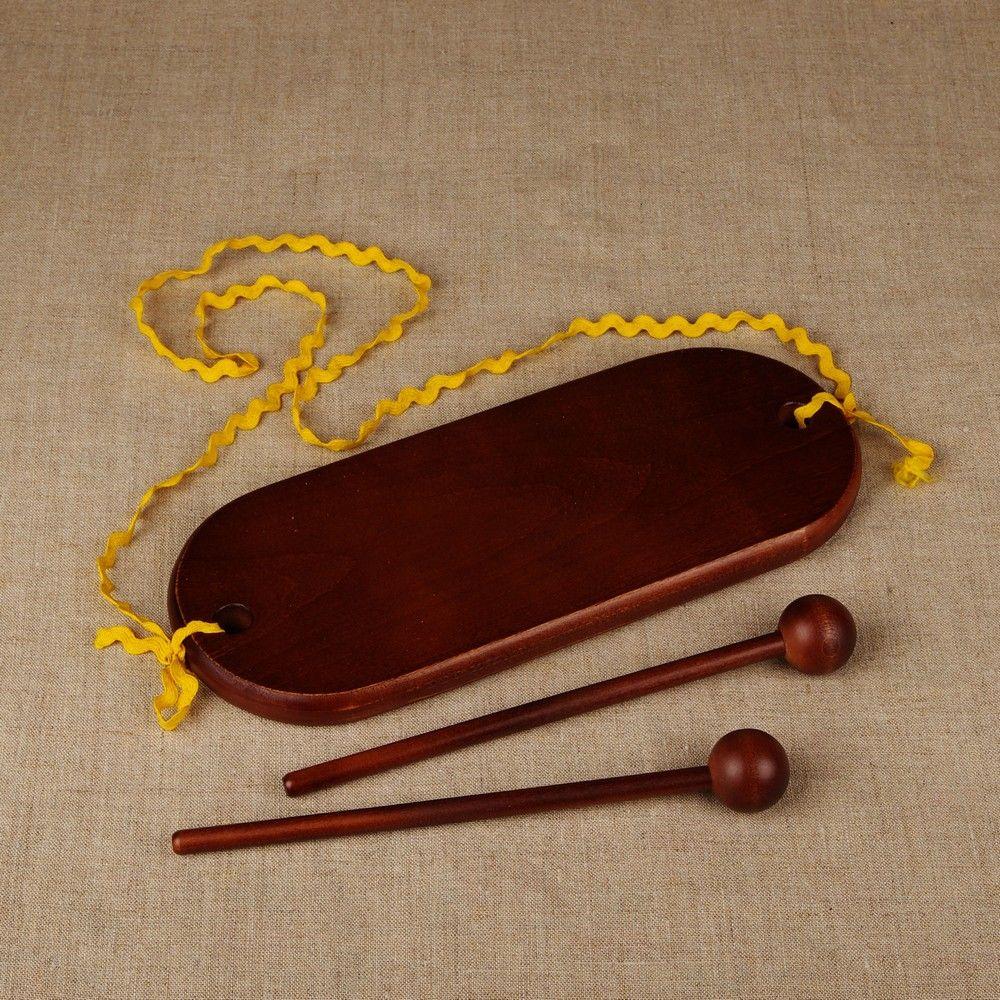 Serebrov's workshop / Shepherd's drum