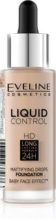 Innovative liquid Foundation No. 030 - sand beige series liquid control, Eveline, 32 ml
