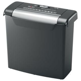 Shredder (shredder) REXEL MOMENTUM S206, 2 level of secrecy, strips 6 mm, 6 sheets, 9 l