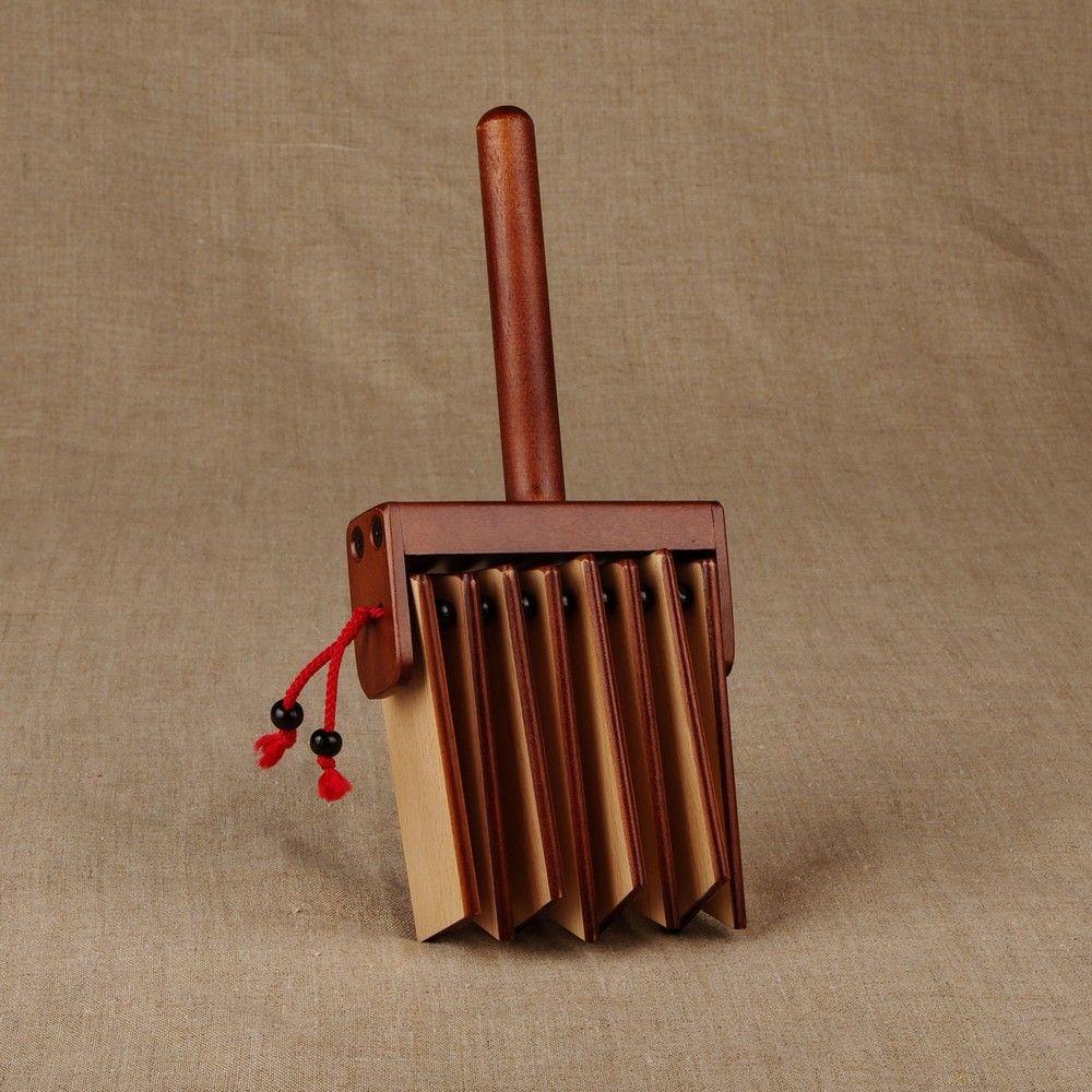 Workshop Serebrov / Lamellar ratchet on the handle