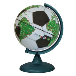 "Globe ""World Cup 2018"" d = 210 with various stands"