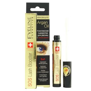 Complex serum for lashes 5 in 1 series sos lash booster Eveline, 10ml
