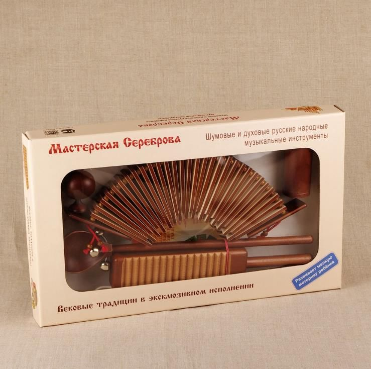 "Workshop Serebrov / Set ""Accordion"""