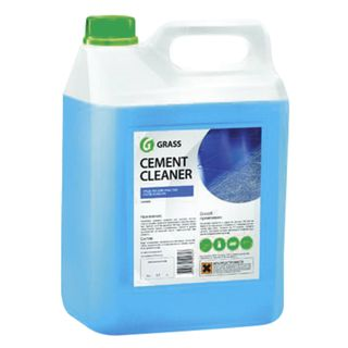 Post-construction cleaner 5.5 kg GRASS CEMENT CLEANER, acidic, concentrate