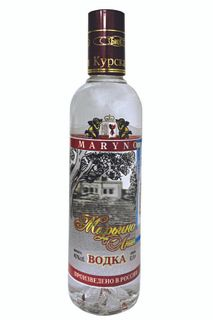 "Vodka ""MARYINO LUXURY"" GOST R 51355-99 0.5 l"