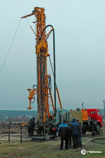 UBV drilling rigs