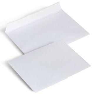 Envelopes C6 (114x162 mm), tear-off strip, white, SET of 1000 PCs