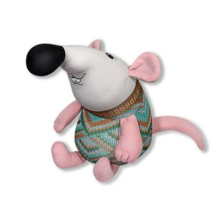 "Anti-stress toy ""Mouse in a sweater""(1)"
