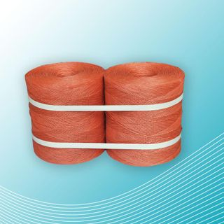 Polypropylene twine and cords
