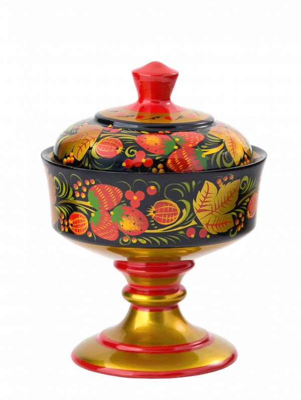 Vase for jam 140х110 mm