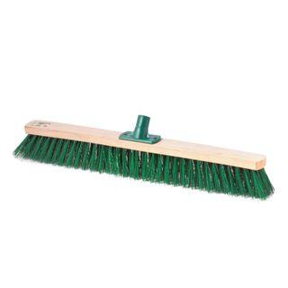 SVIP / Technical cleaning brush, width 60 cm, bristles 6.5 cm, wooden, Euro thread