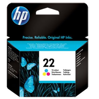 Inkjet cartridge HP (C9352AE) Deskjet 3920/3940 / officeJet4315 / 4355, # 22, color, original