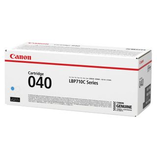 Laser cartridge CANON (040С) i-SENSYS LBP710Cx / LBP712Cx, original, cyan, resource 5400 pages