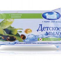 "Children's toilet soap for sensitive and problem skin ""Complex of vitamins"", 90 gr."