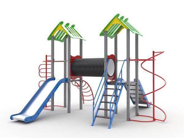 Children's town В203 coating hot-dip galvanizing