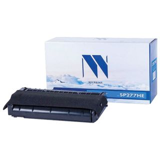 Laser cartridge NV PRINT (NV-SP277HE) for RICOH SP277NwX / SP277SFNwX, yield 2600 pages