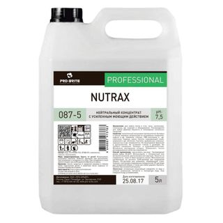 Cleanser universal 5 litre, PRO-BRITE NUTRAX, neutral, low-foam, concentrate