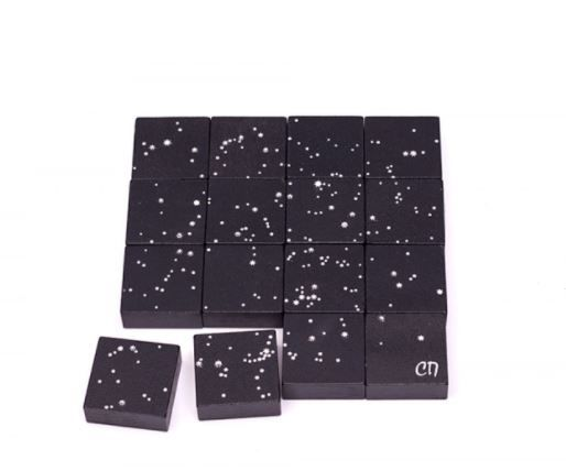 "Tomik / Puzzles ""Constellation North Pole"" 16 children."