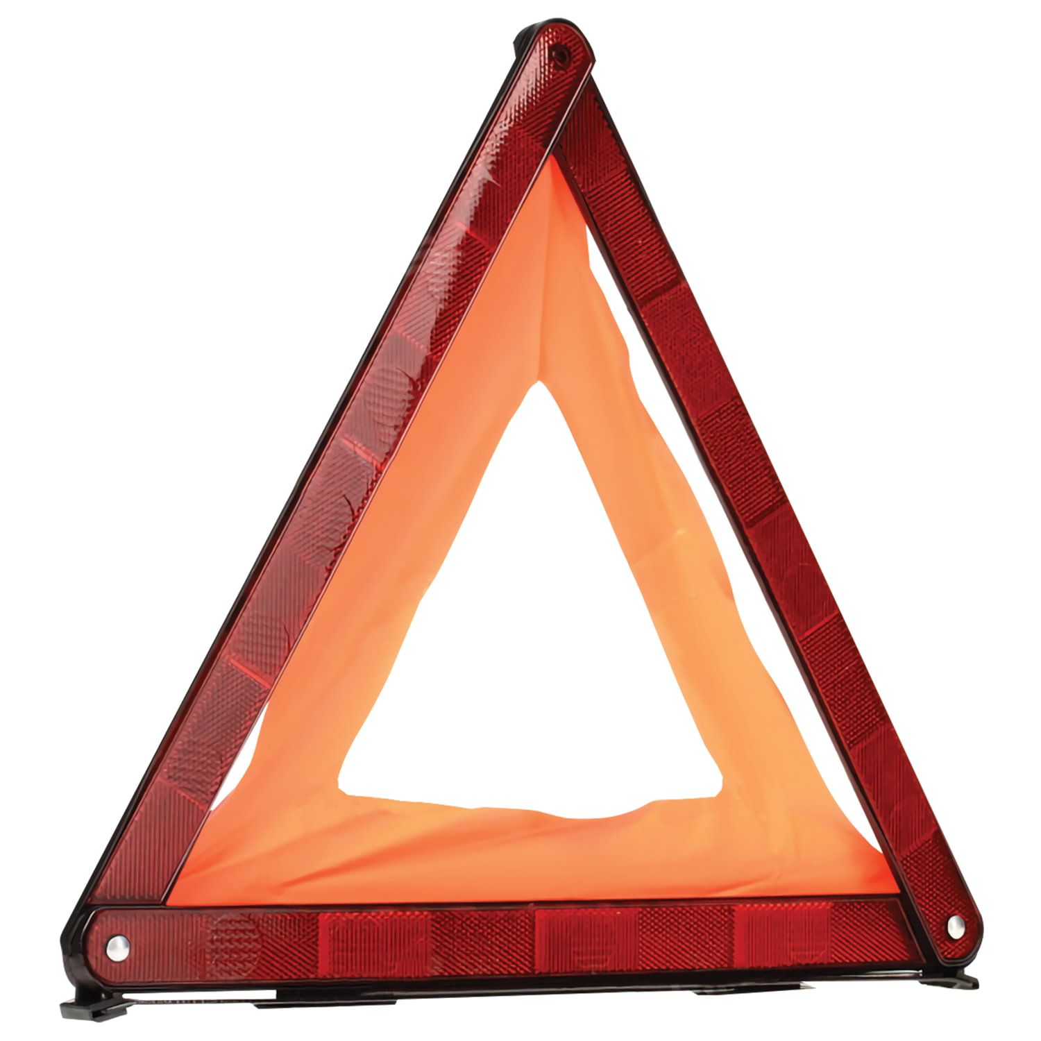 AIRLINE / Warning triangle, reinforced case, plastic case