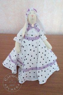 "Textile toy ""Bunny Tilda"""