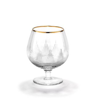 "Glass for cognac ""Old Moscow"""