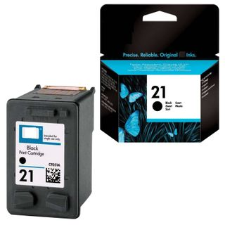 Inkjet cartridge HP (C9351AE) Deskjet 3920/3940 / officeJet4315 / 4355, # 21, black, original
