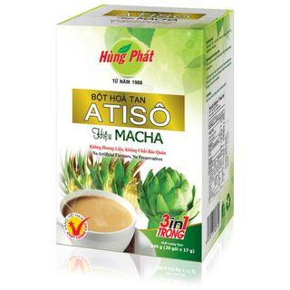 Matcha Artichoke Instant Powder