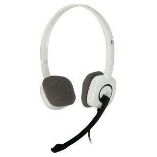 LOGITECH / Headphones with microphone (headset) H150, wired, 1.8 m, with headband, white