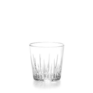 Set of crystal glasses for water
