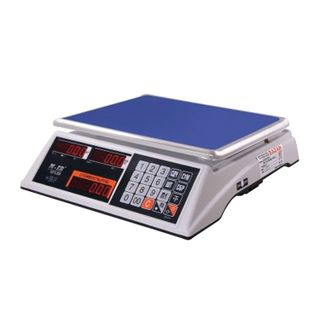 MERCURY / Trade scales M-ER 327-15.2 LED (0.05-15 kg) without stand, resolution 2 g, platform 325x230 mm