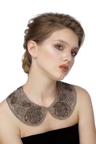 Lace Collar №62, Madame Cruje
