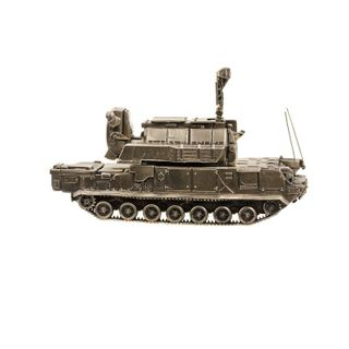 Model anti-aircraft missile complex TOR-M2 scale 1:43