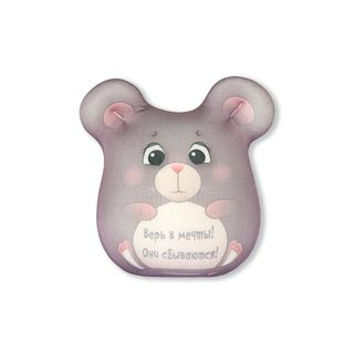 "Anti-stress toy ""Mouse card""(1)"