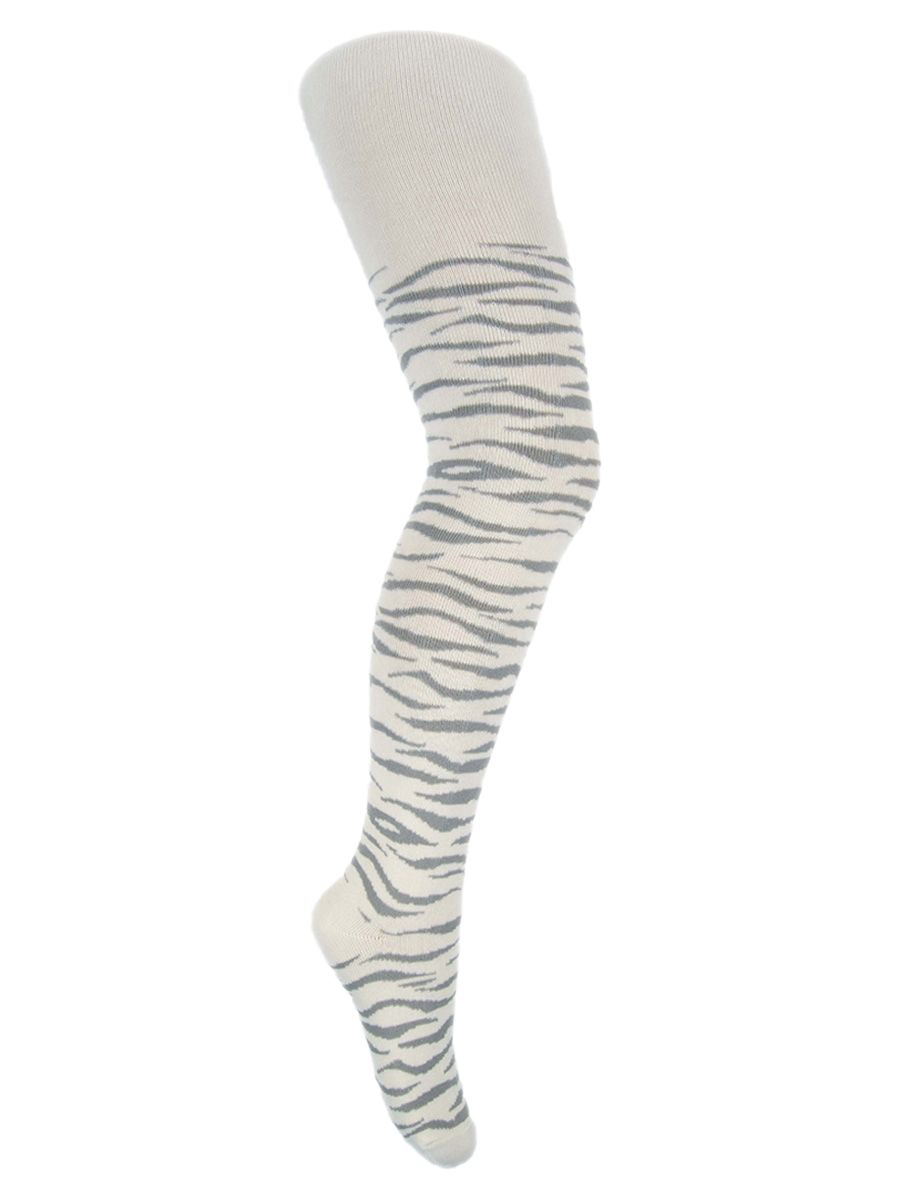 """Tights with a pattern """"Tiger stripes"""""""