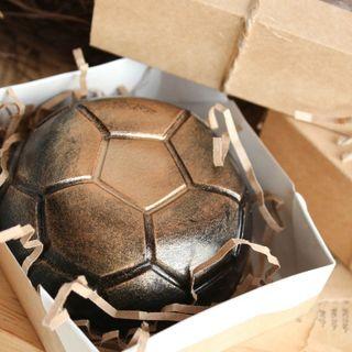 Men's handmade coffee soap Ball