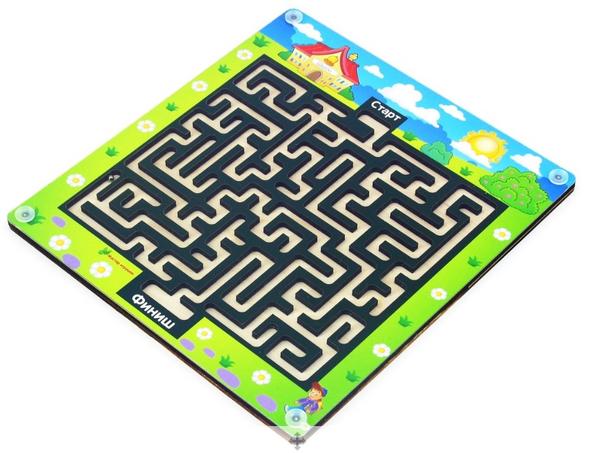"Toy Master / Ball Maze ""Go to School"""