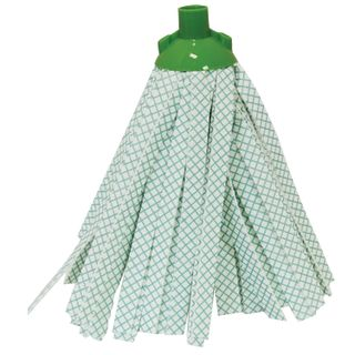 IDEA / MOP attachment tape for a mop, fastening Euro thread, viscose, 28 cm