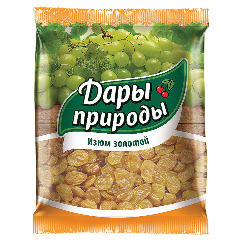 GIFTS OF NATURE / Golden seedless raisins, 150 g