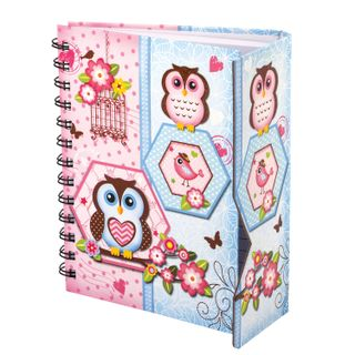 Small FORMAT Notebook (105 x 145 mm) A6, 80 sheets, spiral, hardcover, magnetic valve, line, BRAUBERG