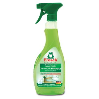 """ECO cleaner universal FROSCH """"Green grapes"""" (Germany) spray 500 ml"""
