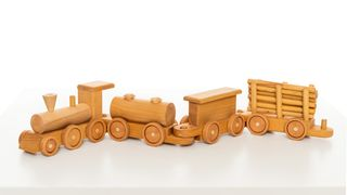 "BOCHART / Wooden toy ""Train"""